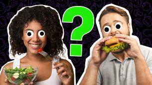 Vegan quiz