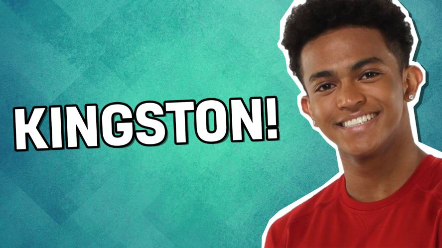 Kingston from The Next Step