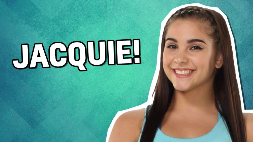 Jacquie from The Next Step