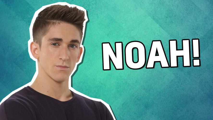 Noah from The Next Step