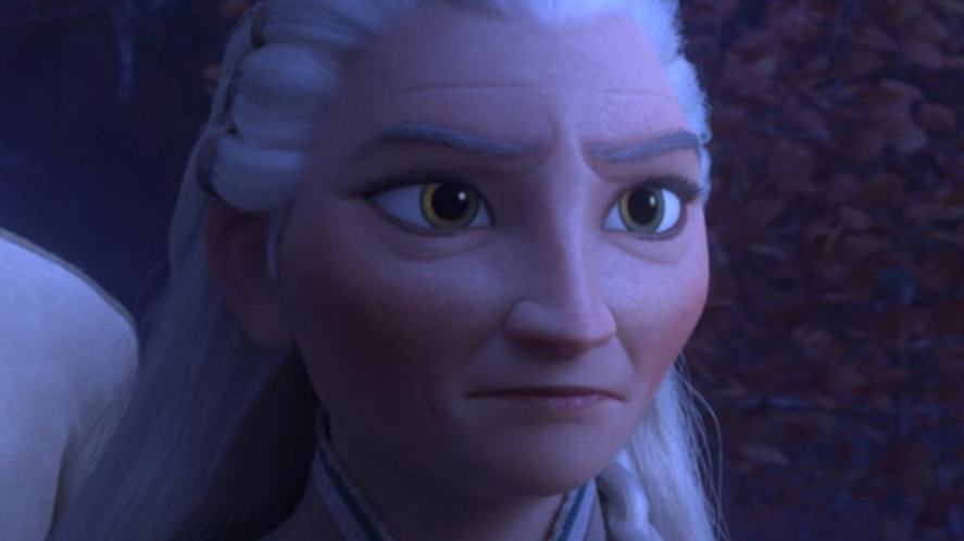 The leader of the Northuldra people in Frozen 2