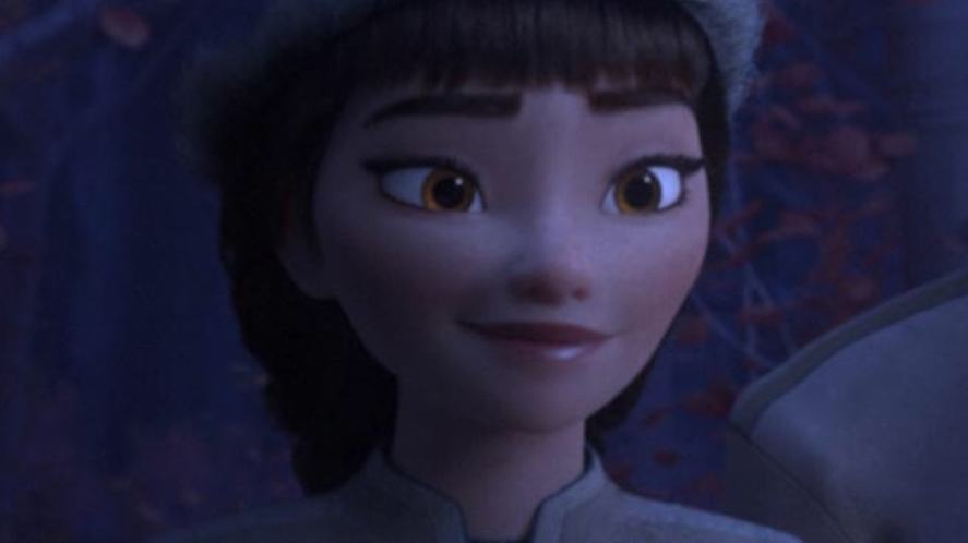 A new character in Frozen 2