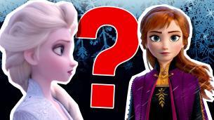 Frozen 2 character quiz