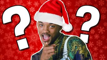 The Fresh Prince of Bel-Air Christmas quiz