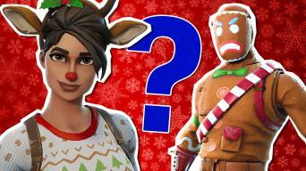 Fortnite Christmas Quiz