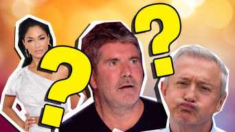X Factor: Celebrity Judges Quiz