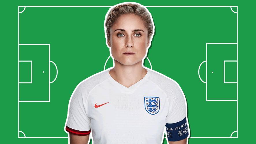 England women's captain