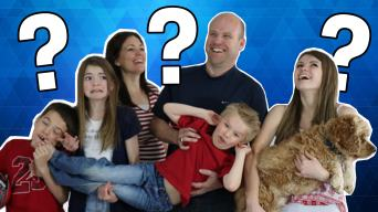 That YouTub3 Family quiz