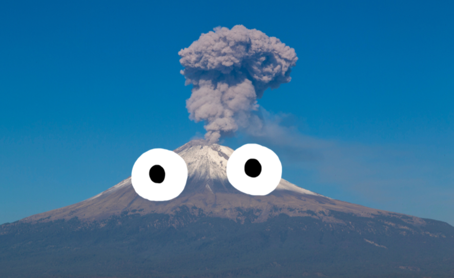 Sid the Volcano knows nothing about cricket