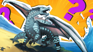 Wings of Fire Dragon
