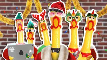Merry Chickmas!