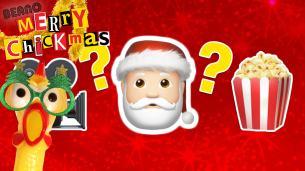 Christmas Movie Emoji Quiz