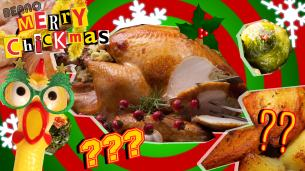 Which bit of Christmas Dinner Are You?