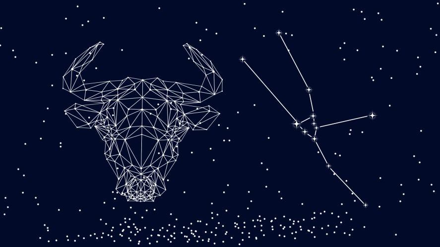 A Taurus symbol