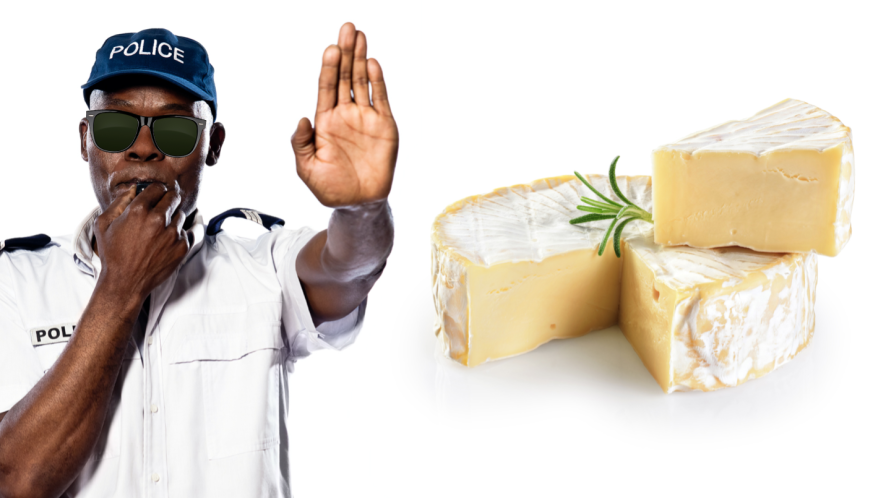 Cheese police