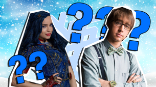 Ultimate Descendants Christmas Quiz