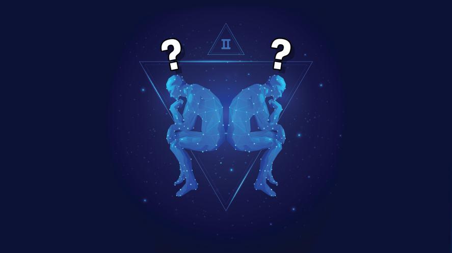 The Gemini symbol