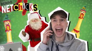 Elf: A Netchicks Movie Mashup