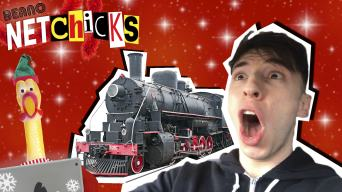 The Polar Express: A Netchicks Movie Mashup