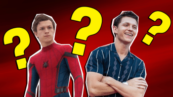 Tom Holland Marvel Quiz