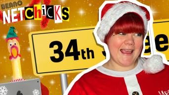 Miracle on 34th Street: A Netchicks Movie Mashup