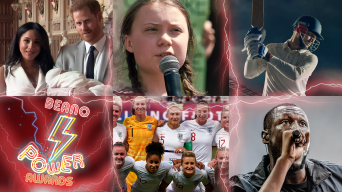 Royal Baby, Greta Thunberg, Cricket World Cup, England Women's Football team, Stormzy at Glasto