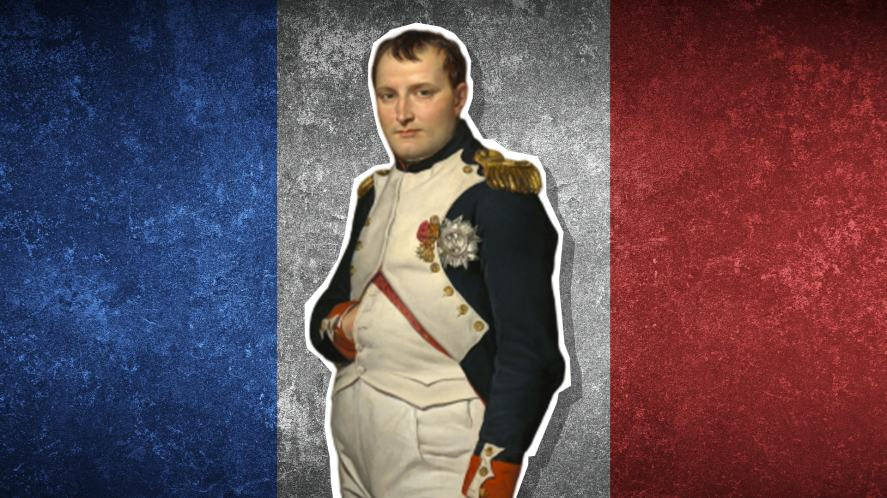 A French military leader