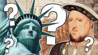 Easy history quiz