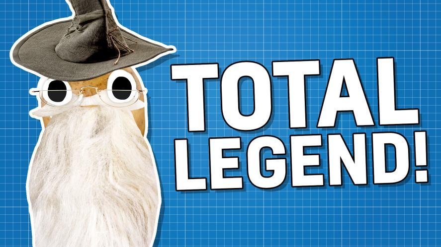 Total legend