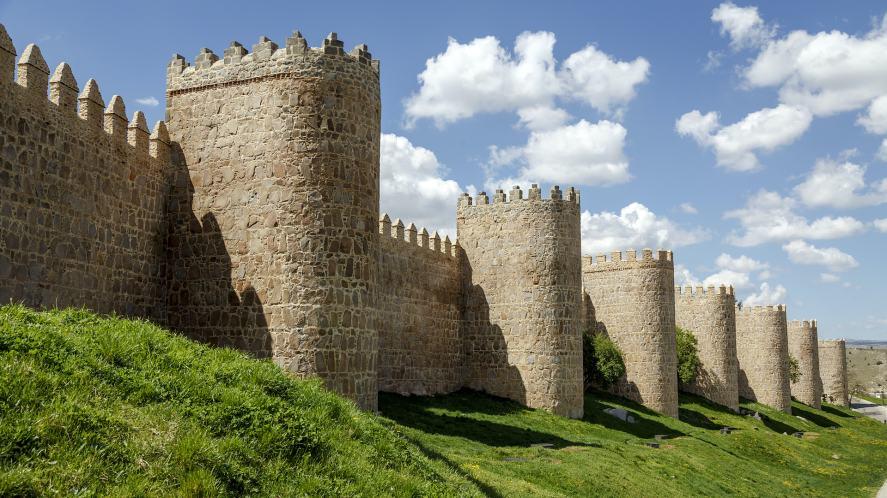 A big castle