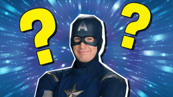 Ultimate Captain America Quiz