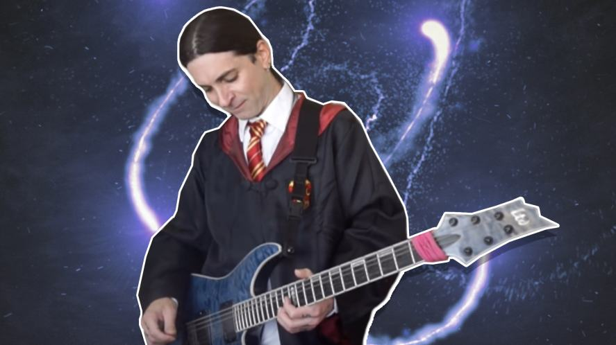 A rock version of Harry Potter