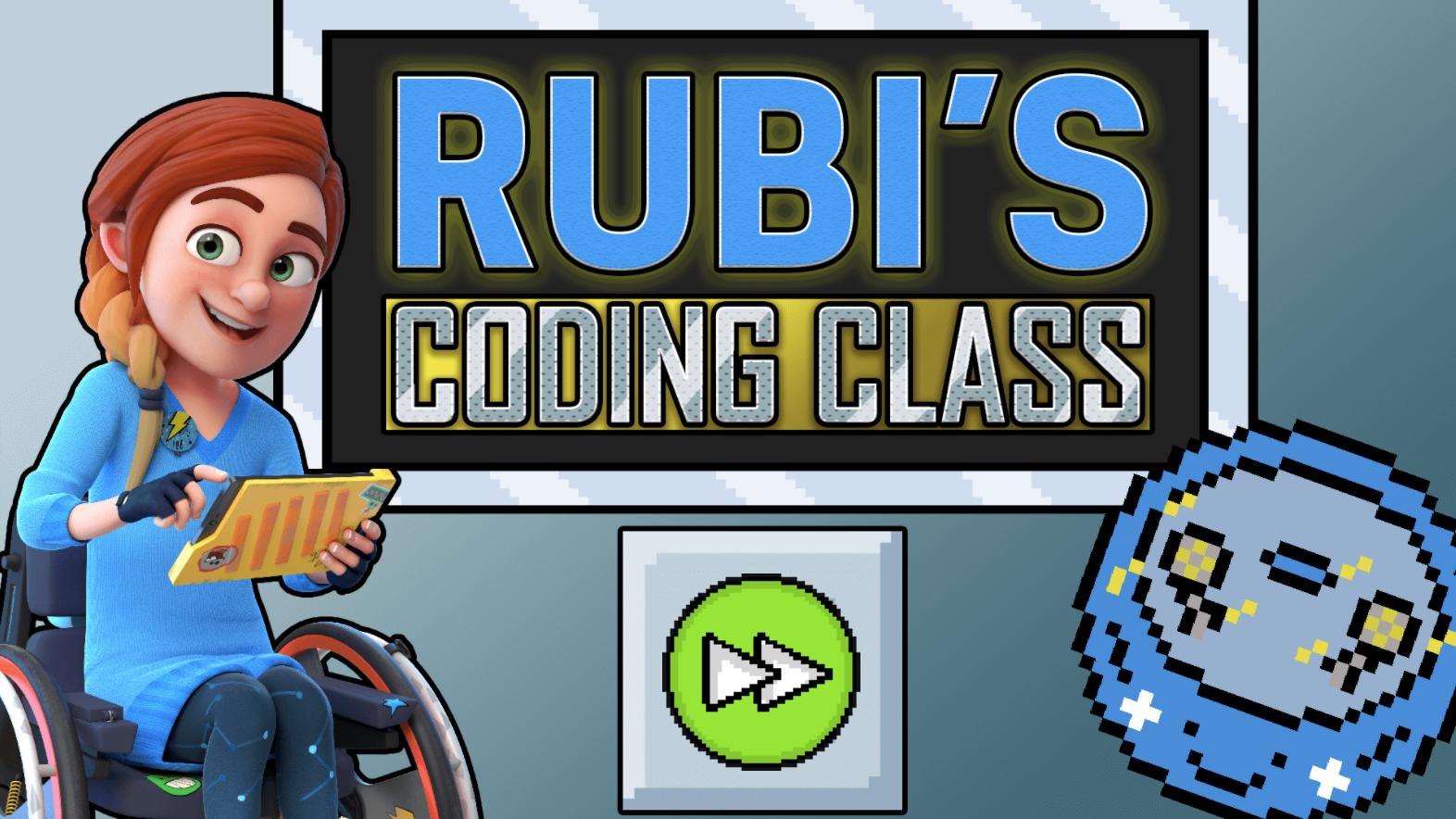Rubi's Coding Class