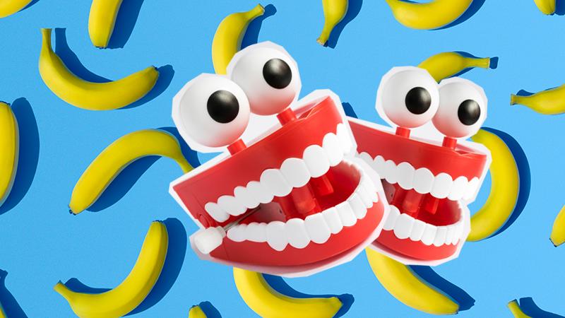 Bananaman jokes