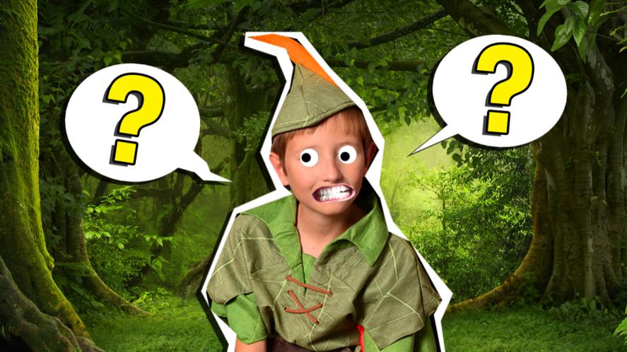 Ultimate Peter Pan Quiz