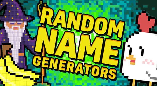 random name generators