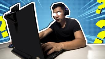 Gaming man
