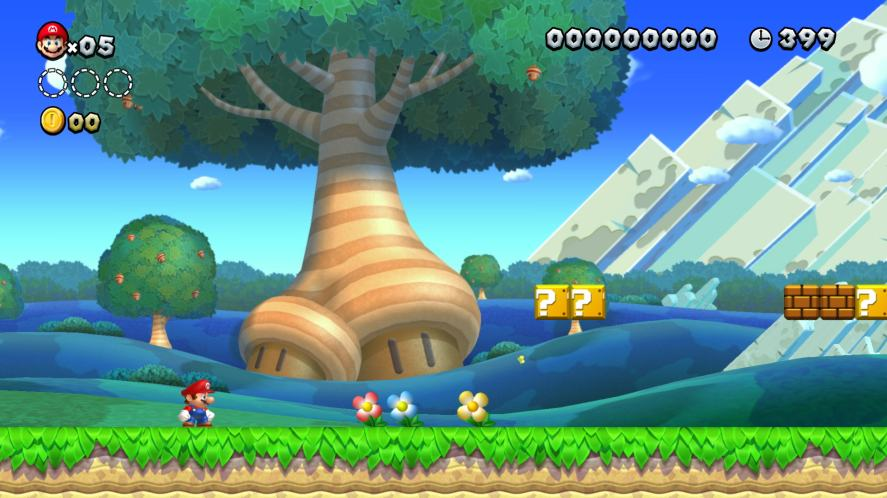 Super Mario U Deluxe
