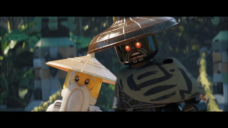 Screenshot of Ninjago