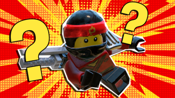 The Ultimate Ninjago Quiz