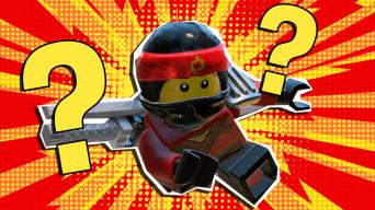 The Ultimate Ninjago Quiz