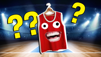 Ultimate NBA Jersey Trivia