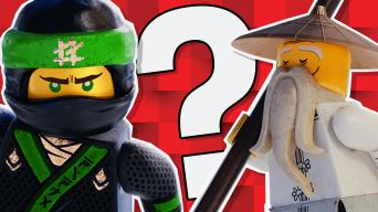 The Ultimate Lego Ninjago quiz