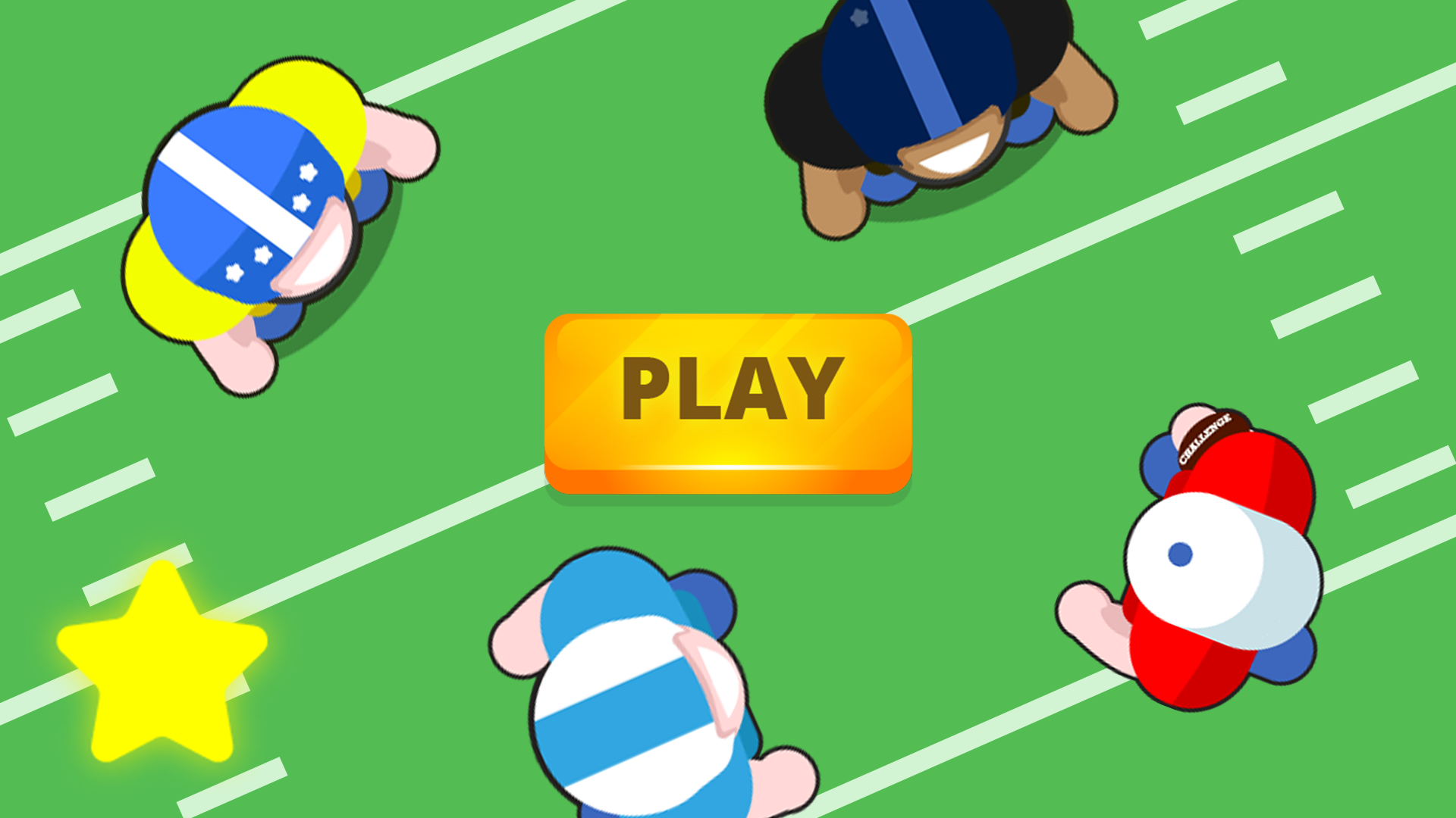 American Football Rush