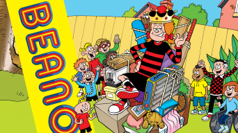 Inside Beano 4020 - Arise Queen Minnie The First