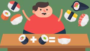 Sushi Maths