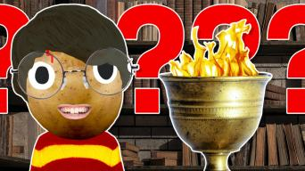 Harry Potter and the Goblet of Fire quiz
