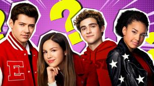 High School Musical Series cast