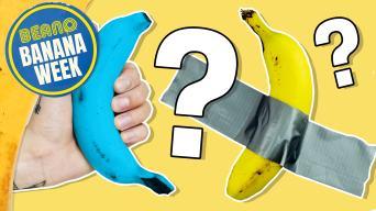 Banana quiz