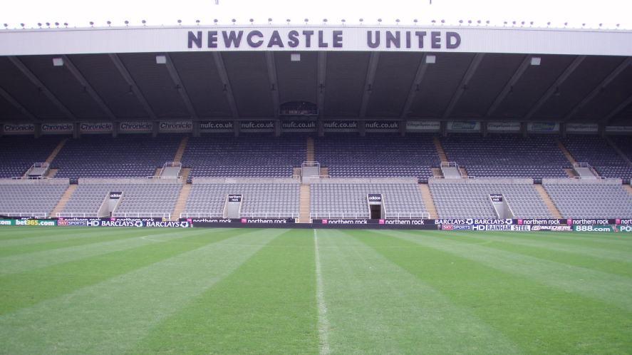 Newcastle United's ground